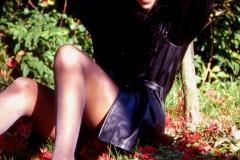 geile Beine beim Outdoor spannen